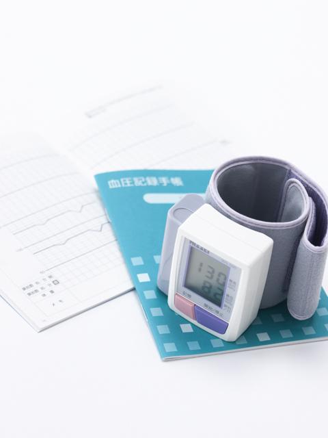 簡易血圧測定器